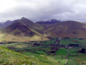 The Lake District - magnificent views