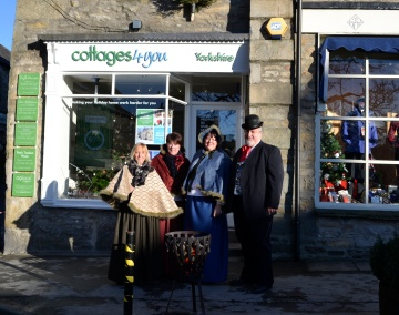 Grassington shopext