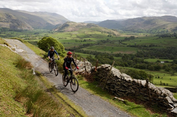 Lake District cycling