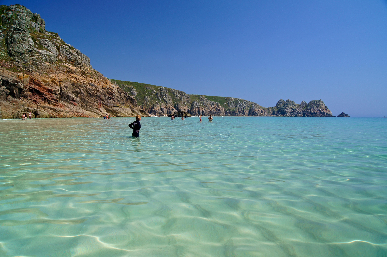 Stunning Cornwall On St Piran S Day Inspiration