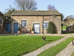 Horsleygate Hall - Orchard Cottage, Holmesfield. Property Reference: QWM. Sleeps 2 and 1 pet. 2, 3 or 7 nights available from 4 July. More info: http://bit.ly/1jdJQuc.