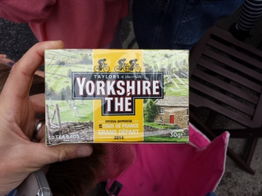 Yorkshire what?