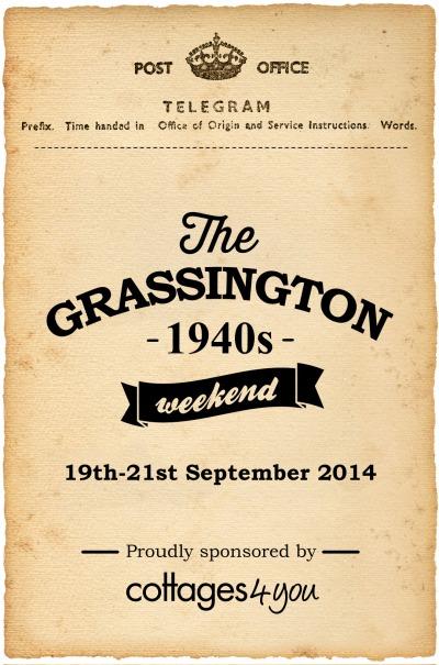 Grassington-1940s 2014