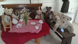 Pack up your favourites and enjoy a picnic (don't forget teddy bears too)