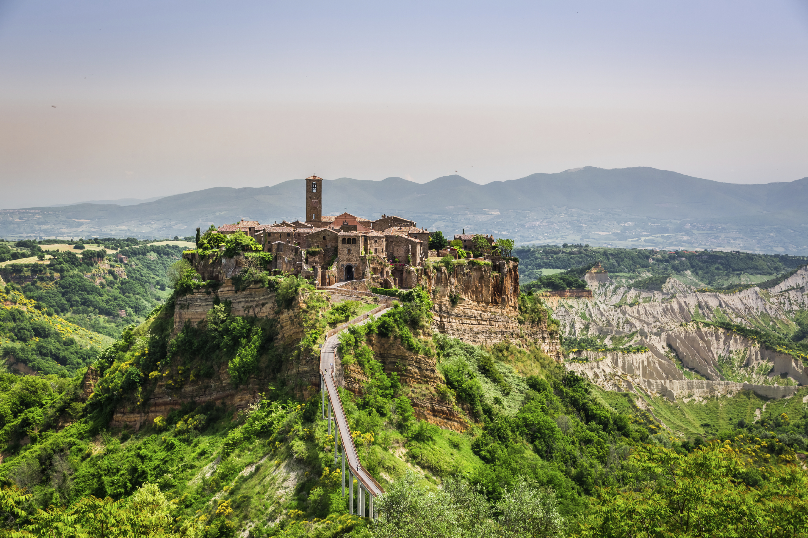 Civita di Bagnoregio, Italy  cottages4you blog ...