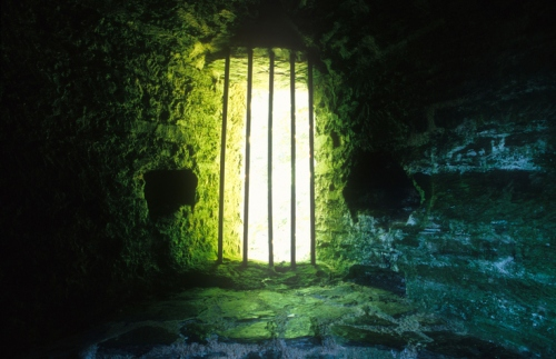 Dungeon- Berry Pomeroy Castle