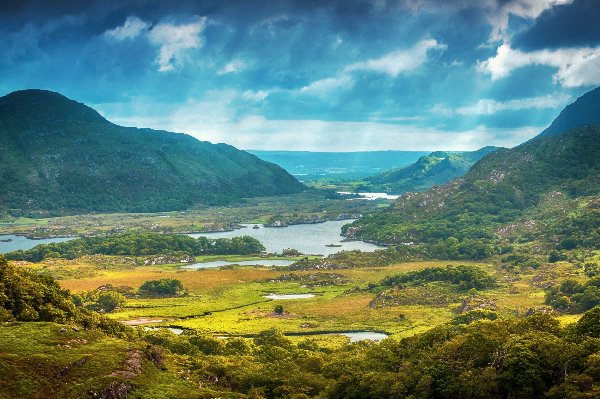 Ring of kerry national park
