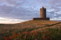 Doonagore Castle in County Clare