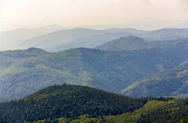 The heavenly mountains of The Vosges
