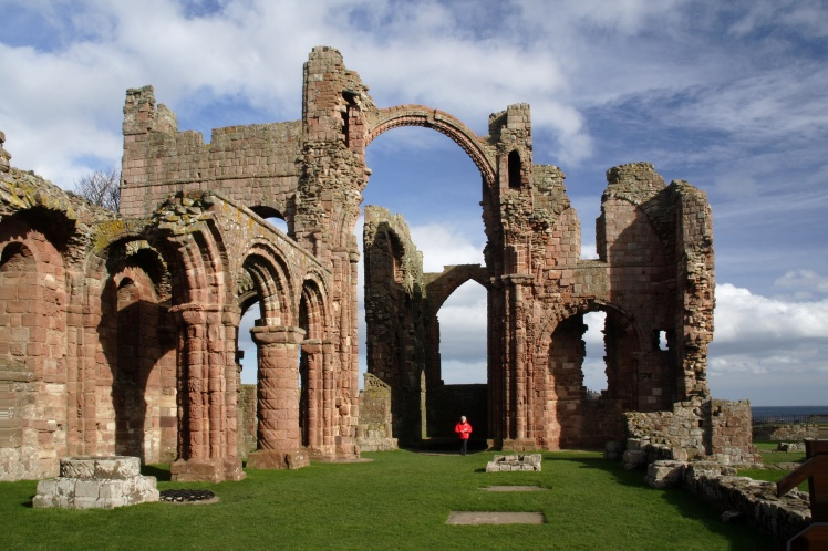 Holy Island Priory