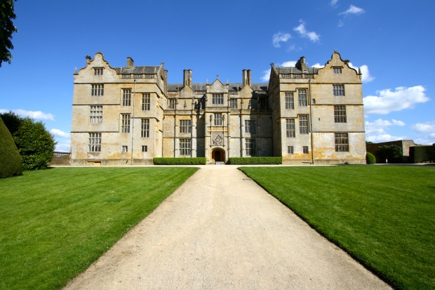 Montacute House: Greenwich Palace in 'Wolf Hall'