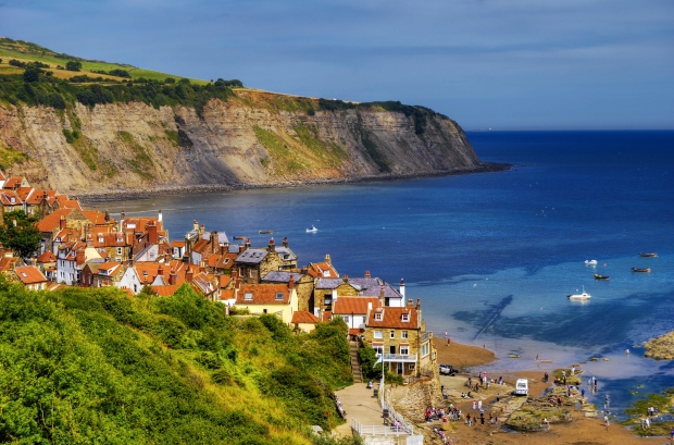 Holiday in Robin Hood's Bay