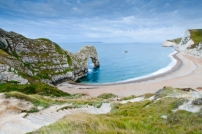 Durdle Door, Dorset.