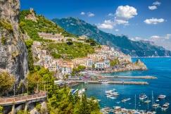 Campania, Amalfi Coast