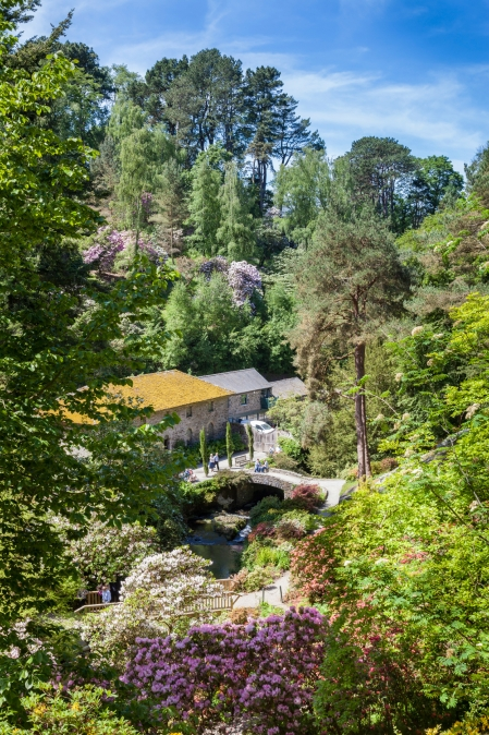 Bodnant Garden, The Old Mill