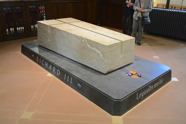 King Richard III Tomb