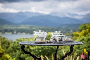 High tea Lake District