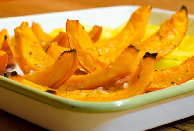 fried pumpkin