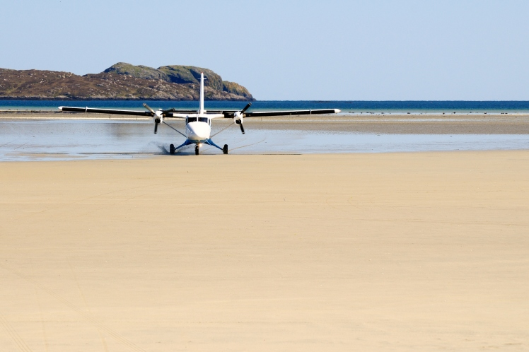 Barra Airport, Outer Hebrides