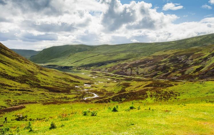 Highlands Scotland Nature Landscape