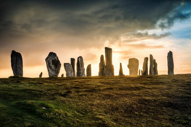 isle of Lewis, Standing Stones