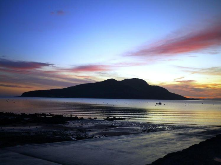 Holy Isle Arran