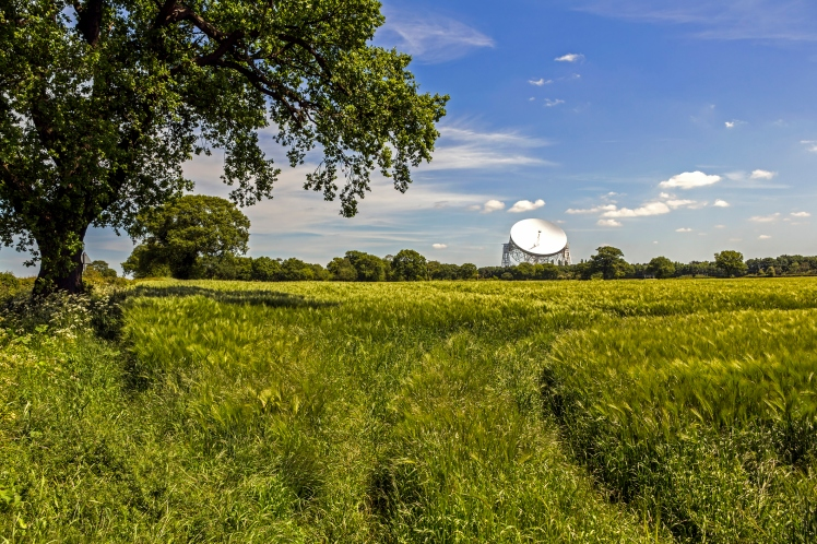 Jodrell Bank Cheshire