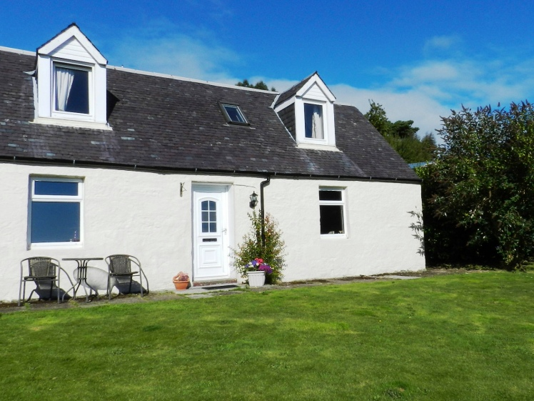 Arran cottage