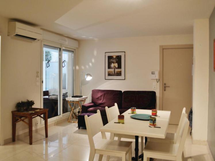 beachside apartment