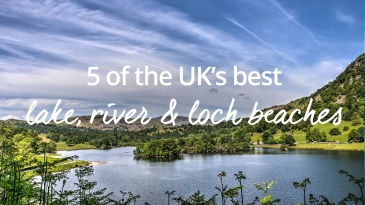 best river beaches