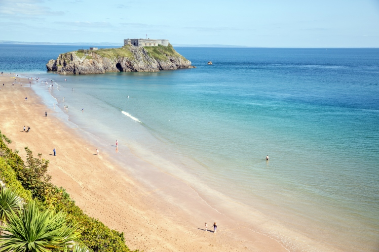 Tenby South Beach